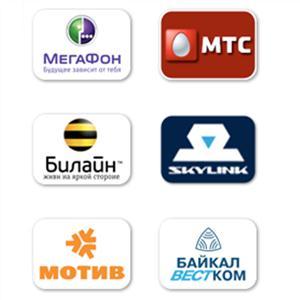 Операторы сотовой связи Юсты