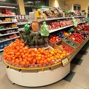 Супермаркеты Юсты